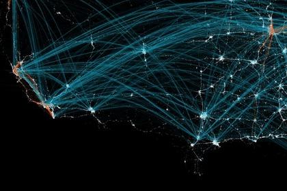 各国家地区信息采集数据统计