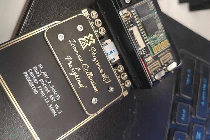 Kali Linux下配置PM3运行环境