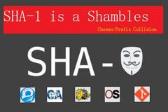 SHA-1又完全冲撞突破:使用选择前缀碰撞攻击可以成功突破PGP信任网络