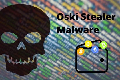 Oski Stealer窃密木马,盗取美国地区用户的浏览器和加密钱包数据