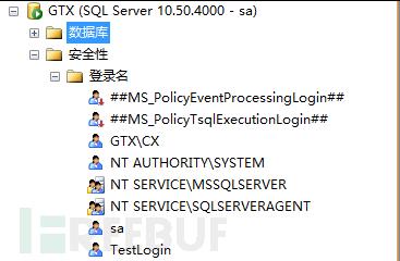 等保测评2.0:SQLServer访问控制(上)