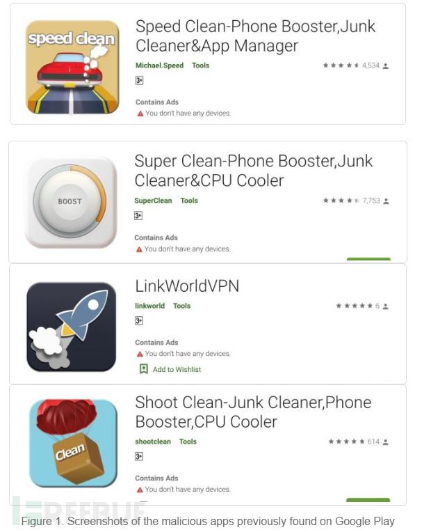 Google Play恶意软件分析