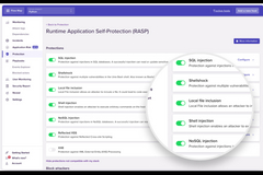 RSA 创新沙盒盘点| Sqreen——WAF和RASP综合解决方案