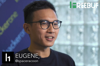 【FreeBuf字幕组】HackerOne优秀白帽黑客采访系列:Zhi Wei Eugene