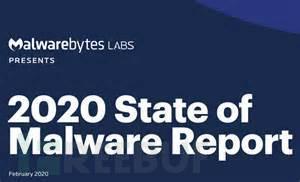 Malwarebytes Labs发布2020年恶意软件威胁态势报告