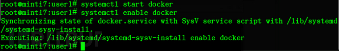 以Docker容器的形式运行openvas