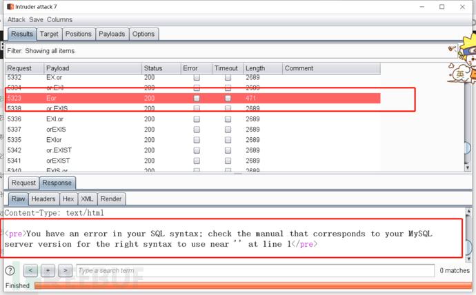 技术讨论 | Fuzz绕过安全狗4.0实现SQL注入