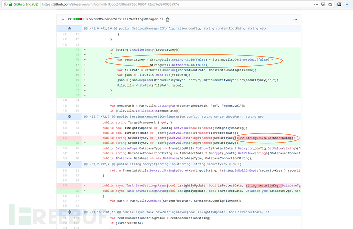 代码审计 | SiteServerCMS密钥攻击