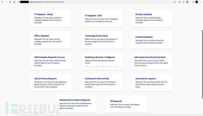 挖洞经验 | COVID-19期间数百个曝露在互联网上的内部服务台系统(Service Desks)