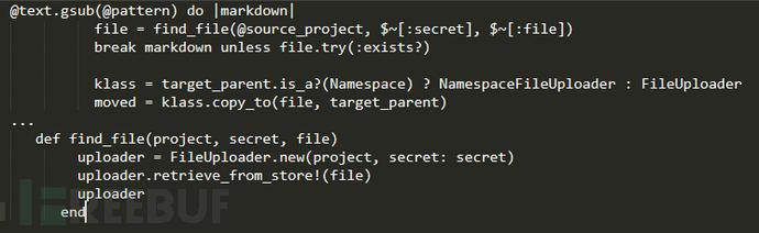 GitLab任意文件读取漏洞CVE-2020-10977