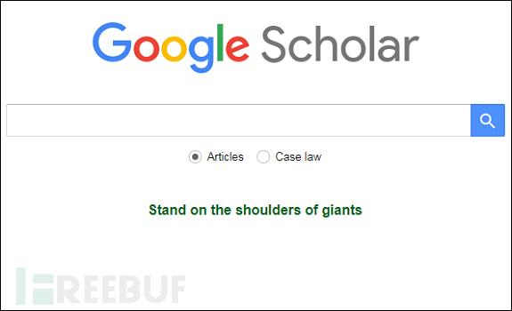 挖洞经验 | 用多态图片实现谷歌学术网站(Google Scholar)XSS漏洞触发