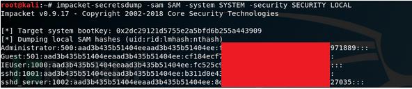 我爱辅助:一款安全研究Windows凭证导出工具插图(4)