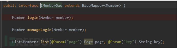 JAVA代码审计之SSM框架与示例