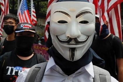 """""""佛洛伊德之死""""引发全美骚乱,黑客组织""""匿名者""""入局"""