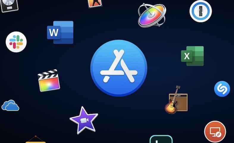 国光的 macOS 软件清单列表