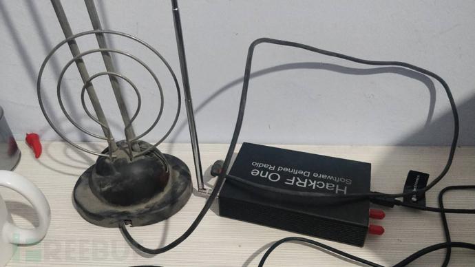 Hackrf+Hacktv发射PAL模拟电视信号