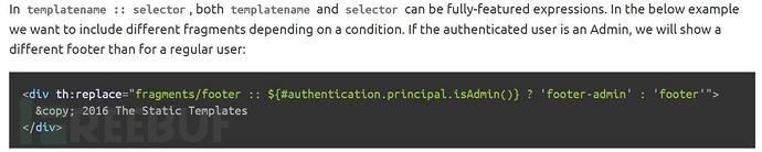 Thymeleaf模板注入导致命令执行漏洞分析插图(3)