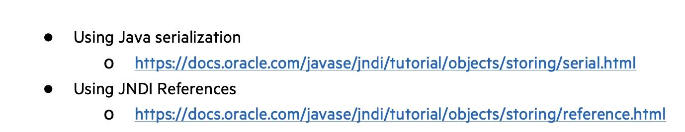 JNDI之初探LDAP