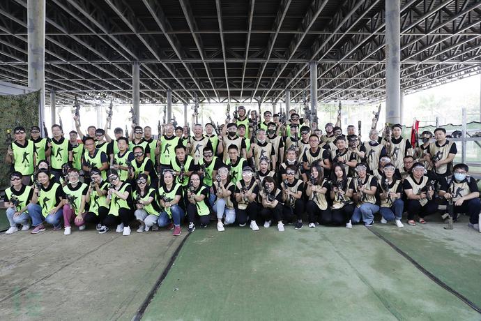 团结一致 勇创一流 | 筑泰防务2020年团建活动圆满结束