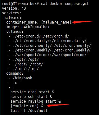 Docker化自动采集&模拟恶意软件环境插图(5)