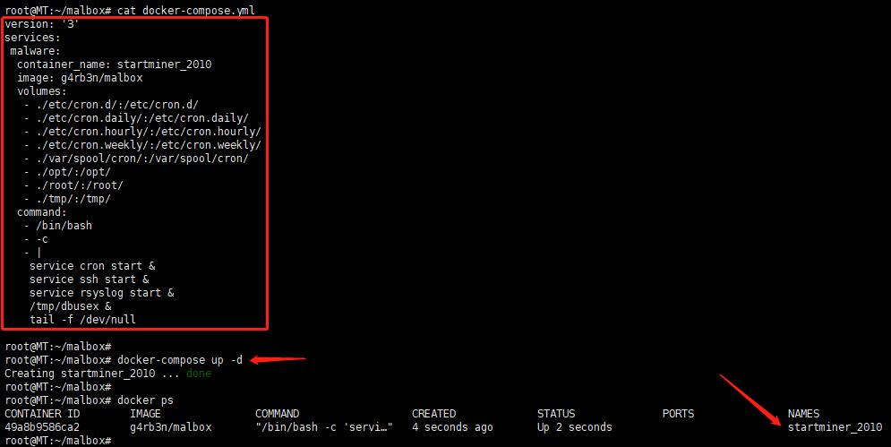 Docker化自动采集&模拟恶意软件环境插图(6)