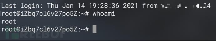 ssh连接服务器