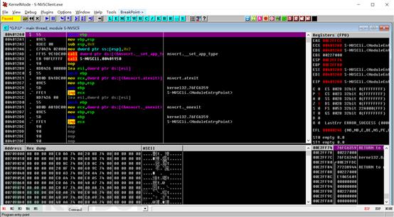 反汇编登录密码绕过插图1