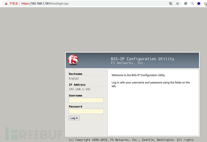 漏洞复现-F5 BIG-IP远程代码执行漏洞(CVE-2021-22986)