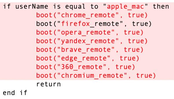 苹果M1芯片再遭恶意软件XCSSET攻击QQ微信数据也可能受影响插图1