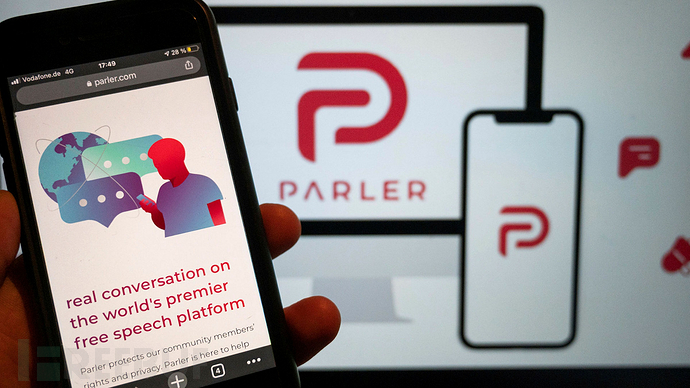 Apple says Parler can return to App Store | Financial Times